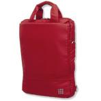 Device Bag Vert 15.4 // Red