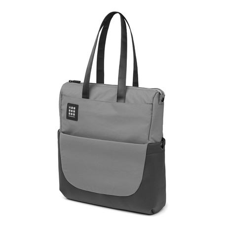 ID Tote Bag // Slate Gray