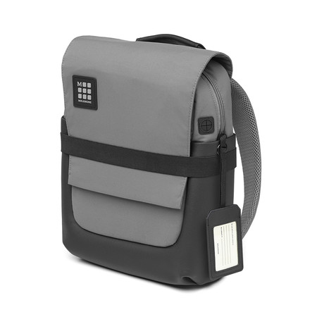 ID Small Backpack // Slate Gray