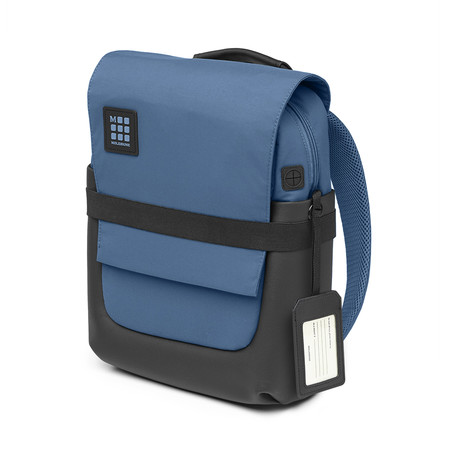 ID Small Backpack // Boreal Blue