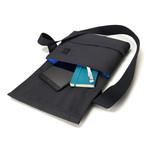 Shoulder Bag Large // Gray