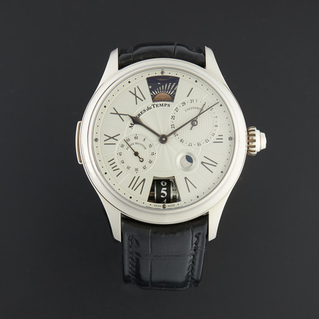 Maitre Du Temps Chapter 3 Manual Wind // C3R.00.00.161 // Store Display