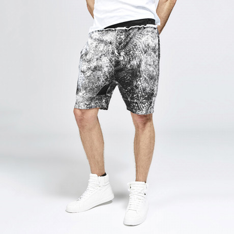 Rico Sweat Short // Black (L)