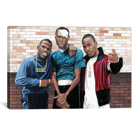 """Paid In Full (26""""W x 18""""H x 0.75""""D)"""