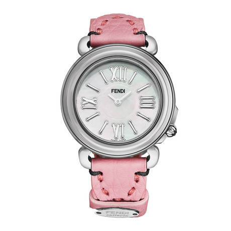 Fendi Ladies Quartz // F8010345H0SET11