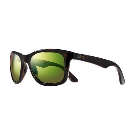Huddie Sunglasses // Tortoise