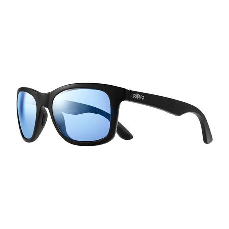 Huddie Sunglasses // Matte Black
