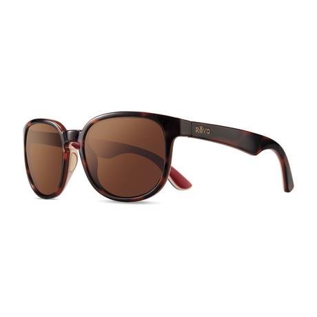 Kash Sunglasses // Tort + Bone + Red