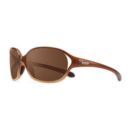 Skylar Sunglasses // Sand // RE-1038-09-BR