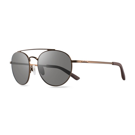 Helix Sunglasses // Brown
