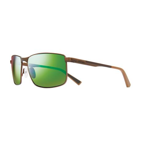 Knox Sunglasses // Brown
