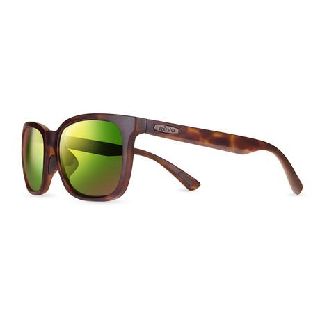 Slater Sunglasses // Matte Tortoise