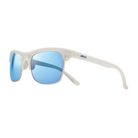 Ryland Sunglasses // Matte Crystal