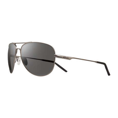 Windspeed Sunglasses // Gunmetal