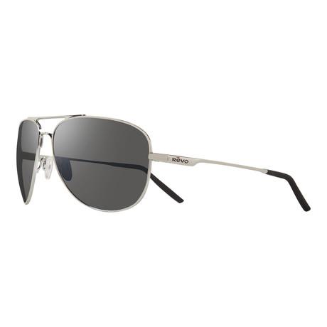 Windspeed Sunglasses // Chrome