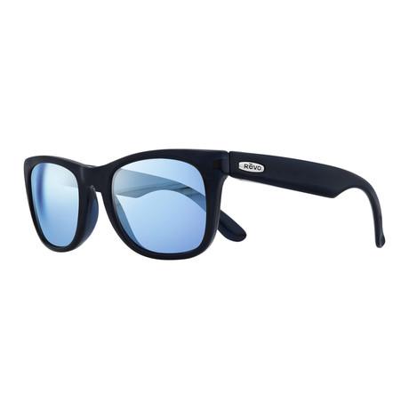 Cooper Sunglasses // Crystal Blue