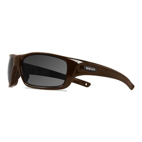 Guide II Sunglasses // Dark Tortoise