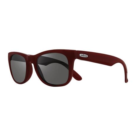 Cooper Sunglasses // Red