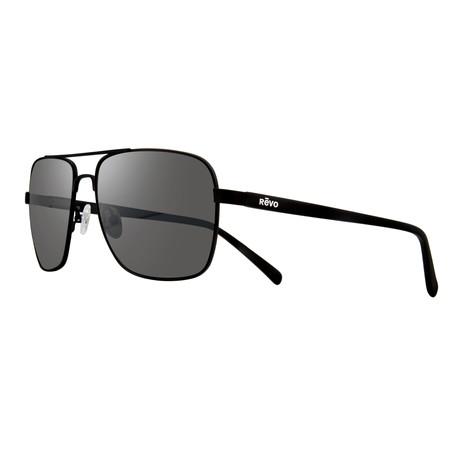 Peak Sunglasses // Black