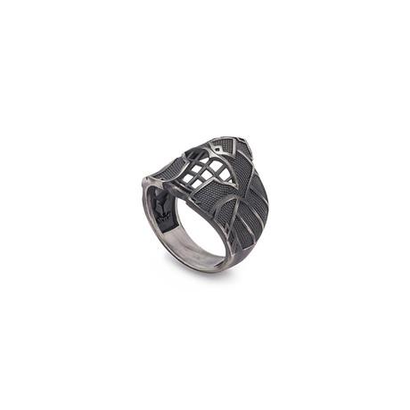 Gladiator Ring // Black Oxide