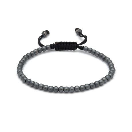 Basic Balls Bracelet (Black Oxide)