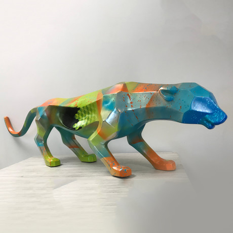 Modern Décor // Textured Panther Customized // C300C-2CUEE