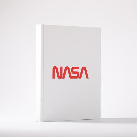 NASA AR Notebook (White)