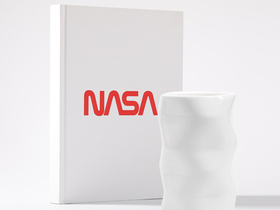 photo of NASA AR Notebook + NASA Space Mug by Touch Of Modern