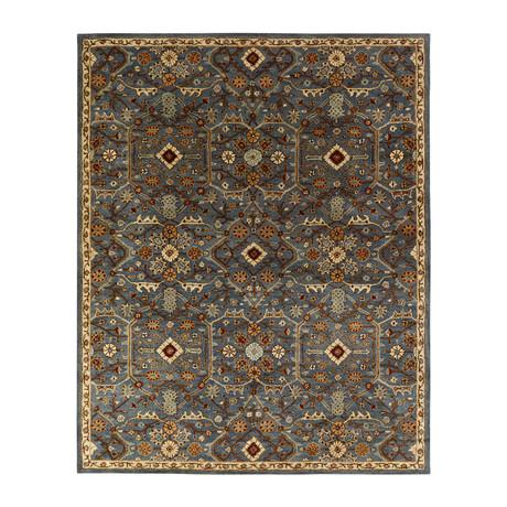 Terzo Traditional // Slate Blue (2' x 3')