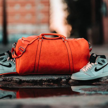 Duffle Bag // Orange