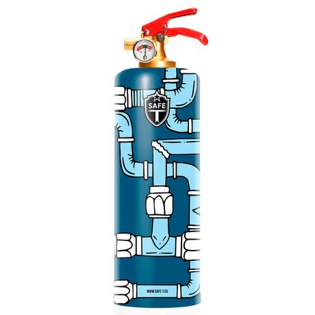 Safe-T Designer Fire Extinguisher // Pipe