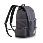 Oscar Backpack // Navy Blue