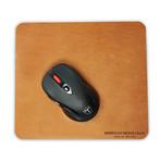 Leather Mousepad // Tan