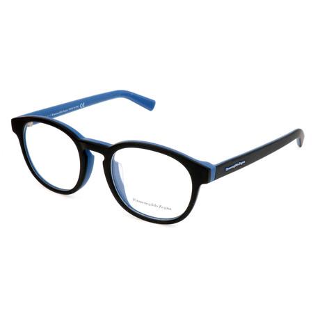 Men's EZ5104-F Optical Frames // Black