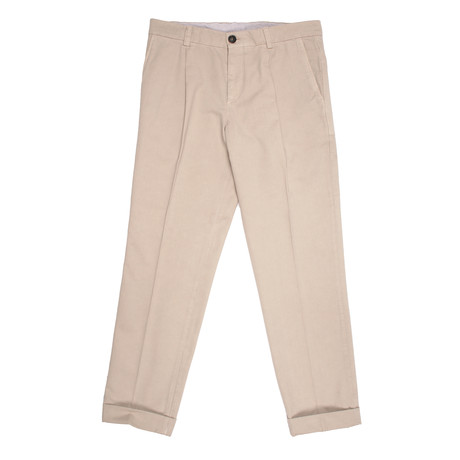 Casual Pants // Beige (28WX32L)