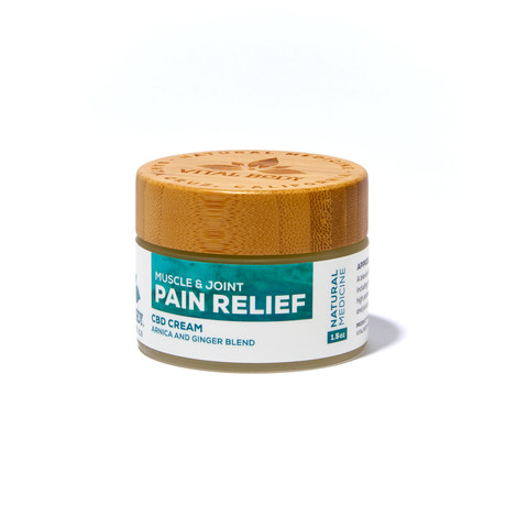 Muscle & Joint Pain Relief CBD Cream