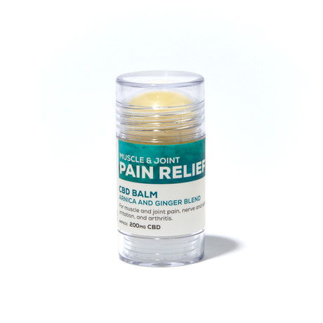 On-The-Go Pain Relief Balm