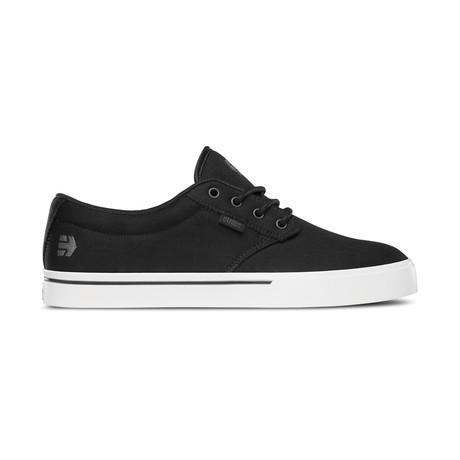 Jameson 2 Eco Sneaker // Black + White + Black (US: 5)
