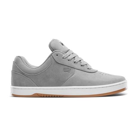 Joslin Sneaker // Gray + White + Gum (US: 5)