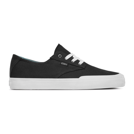 Jameson Vulc LS Sneaker // Black + White (US: 5)