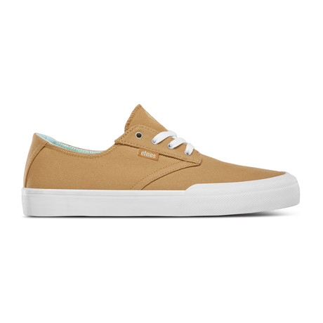 Jameson Vulc LS Sneaker // Tan + White (US: 5)