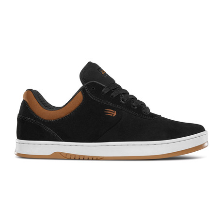 Joslin Sneaker // Black + Brown (US: 5)