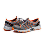 Men's Drainpro Water Shoes // Gray + Orange (US: 10)