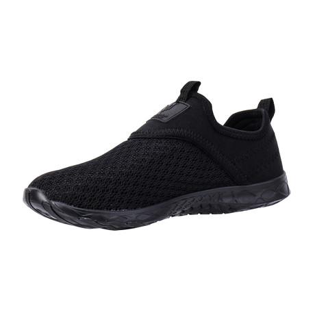 Men's XDrain Nova Water Shoes // Black (US: 7)