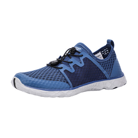 Men's XDrain Venture II Water Shoes // Navy + Gray (US: 7)