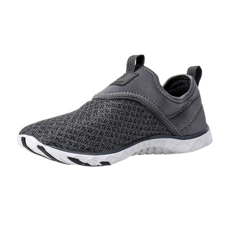 Men's XDrain Nova Water Shoes // Gray (US: 7)