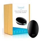 Keezel 2.0 // VPN Portable Router + Lifelong Free Plan
