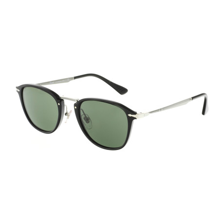 Persol Men's PO3165-S Sunglasses // Black