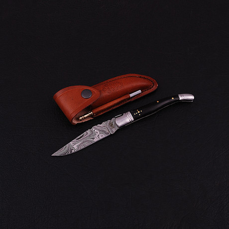 Folding Steak Knife // 2339