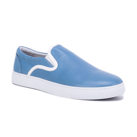 Clay Shoe // Blue (US: 8)